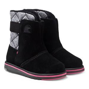 Sorel Unisex Childrens Shoes Boots Black Childrens Rylee™ Boots Black