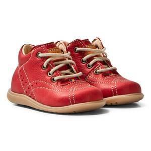 Kavat Unisex Boots Red Edsbro EP Red
