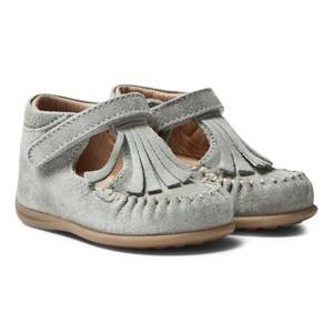 Bisgaard Unisex Shoes Grey Prewalker Dust