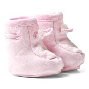 Joha Unisex Shoes Red Single Layer Booties Light Pink