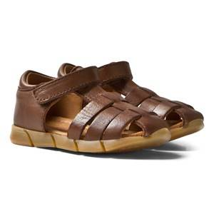 Bisgaard Unisex Sandals Brown Sandals Brown