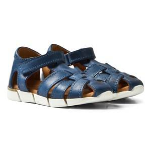 Bisgaard Unisex Sandals Blue Sandals Sea