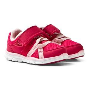 Reima Unisex Sneakers Red Sneakers Lite Strawberry Red