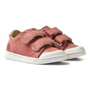 10-IS Girls Sneakers Pink Apple Pink TEN C LO 3 Velcro Shoes