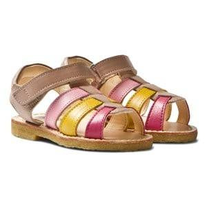 Angulus Unisex Sandals Multi Multi Color Open Toe Sandals