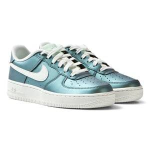 NIKE Boys Sneakers Green Air Force 1 LV8 Sneakers Fresh Mint