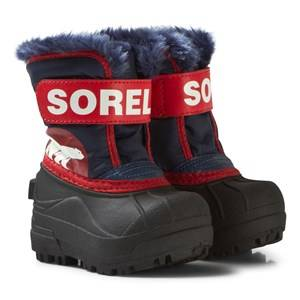 Sorel Unisex Boots Snow Commander Sail Red