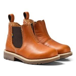Kavat Unisex Boots Brown Husum EP Light Brown