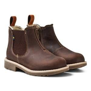 Kavat Unisex Boots Brown Brändås EP Dark Brown
