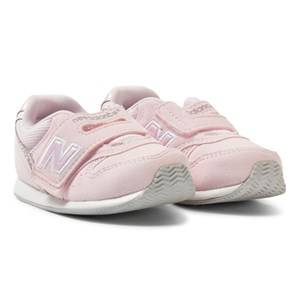 New Balance Girls Sneakers Pink Pink and Grey Infant 996 Sneakers