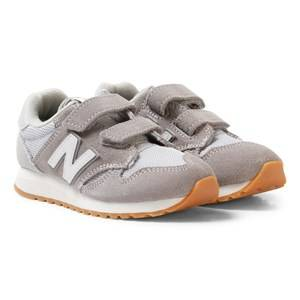 New Balance Unisex Sneakers Grey Grey and White 520 Sneakers