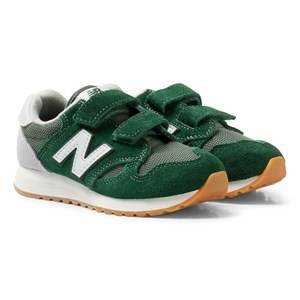 New Balance Unisex Sneakers Green Green and White 520 Sneakers