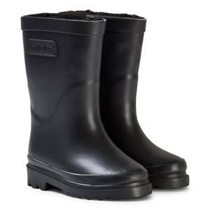 Molo Unisex Boots Black Strong Wellies Pirate Black