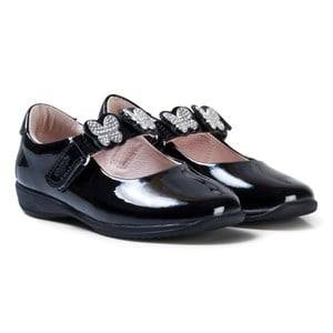Lelli Kelly Girls Shoes Black Love Black Patent Shoes