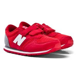New Balance Unisex Sneakers Red KE420ED Red/Grey