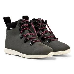 Native Girls Boots Grey Grey Apex Water Repellent Boots