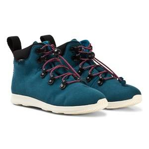 Native Girls Boots Blue Blue Apex Water Repellent Boots