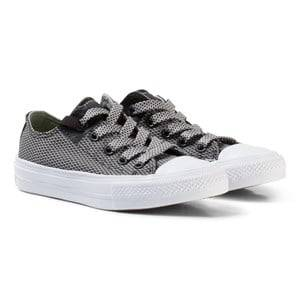 Converse Boys Sneakers White Grey Chuck Taylor All Star II Junior Sneakers