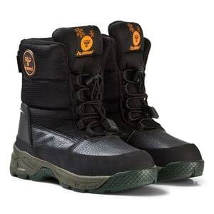 Hummel Unisex Boots Black Snow Boot Low Jr Black