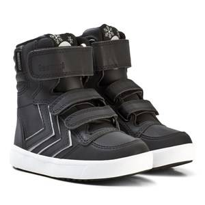 Hummel Unisex Sneakers Black Stadil Super Reflective Boot Black