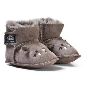 Petit by Sofie Schnoor Girls Boots Grey Boot Baby Mouse Grey