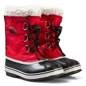 Sorel Unisex Boots Red Yoot Pac™ Nylon Boots Rocket Red