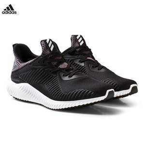 adidas Performance Boys Sneakers Black Black Alphabounce Junior Trainers