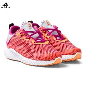 adidas Performance Girls Sneakers Pink Coral Alphabounce Infants Trainers