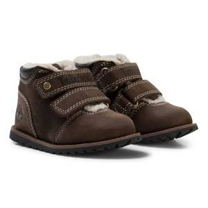 Timberland Unisex Boots Brown Pokey Pine Warm Line Shoe Red Briar