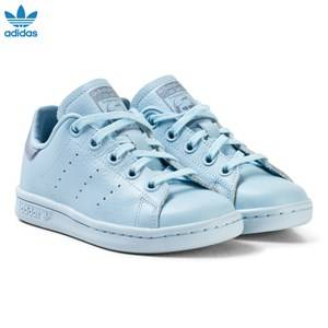 adidas Originals Boys Sneakers Blue Blue Kids Stan Smith Trainers