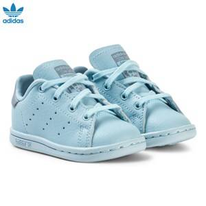 adidas Originals Boys Sneakers Blue Blue Infants Stan Smith Trainers