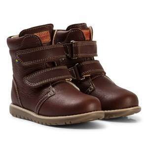 Kavat Unisex Boots Brown Asgaard EP Winter Boots Dark brown