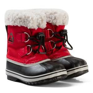 Sorel Unisex Boots Red Yoot Pac™ Nylon Boots Rocket/Nocturnal