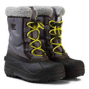 Sorel Unisex Boots Grey Youth Cumberland™ Boots City Grey