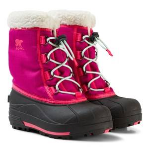Sorel Unisex Boots Pink Youth Cumberland™ Boots Deep Blush