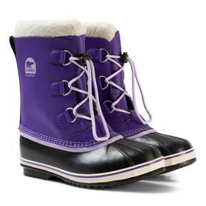 Sorel Unisex Boots Purple Childrens Yoot Pac™ TP Boots Emperor/Morning Mist