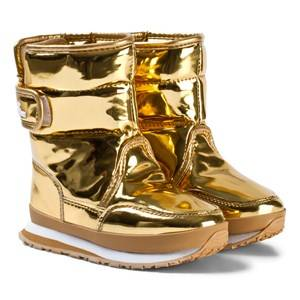 Rubber Duck Unisex Boots Gold Snow Jogger Gold