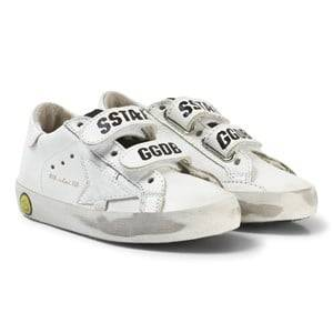 Golden Goose Unisex Sneakers White White Superstar Old School Sneakers