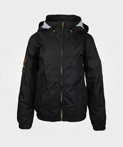 The BRAND Unisex Childrens Clothes Coats and jackets Black Wind Jacket Black