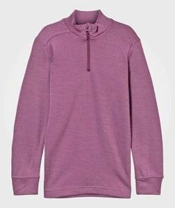 Joha Girls Tops Pink Arctic Zone Mid Layer Top Solid Pink