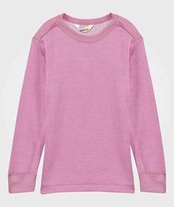 Joha Girls Childrens Clothes Tops Pink Arctic Zone Tee Solid Pink