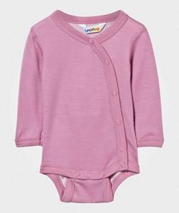 Joha Girls Childrens Clothes All in ones Pink Arctic Zone Baby Body Solid Pink