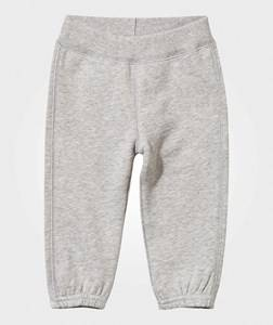 United Colors of Benetton Unisex Childrens Clothes Bottoms Grey Trackbottoms With Teddybum Detail Grey