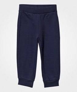 United Colors of Benetton Boys Childrens Clothes Bottoms Navy Basic Jersey Joggers Navy