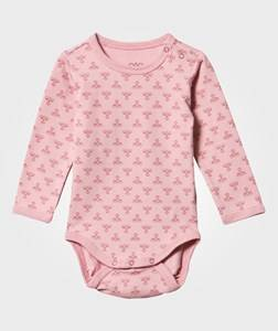 Hummel Unisex All in ones Multi Stitch Baby Body Zephyr