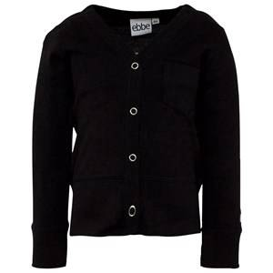 eBBe Kids Unisex Childrens Clothes Jumpers and knitwear Black Erik Cardigan Black