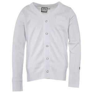 eBBe Kids Unisex Childrens Clothes Jumpers and knitwear White Cardigan Erik White