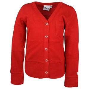eBBe Kids Unisex Childrens Clothes Jumpers and knitwear Red Erik Cardigan Red