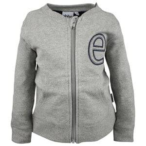 eBBe Kids Boys Childrens Clothes Jumpers and knitwear Grey Moose Sweat Jacket Zip Grey