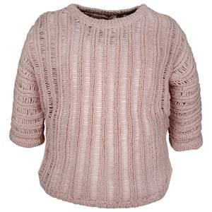 Pale Cloud Girls Childrens Clothes Jumpers and knitwear Harper Sweater Pale Pink
